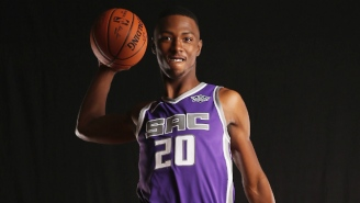 Harry Giles Is Ready For Whatever Basketball Throws At Him
