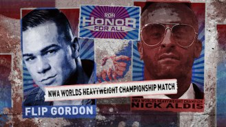 Flip Gordon 'Can't Think Of Anything Sweeter' Than Winning The NWA Championship Before Cody Rhodes
