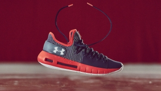 Under Armour Debuted The New HOVR Havoc Basketball Sneaker