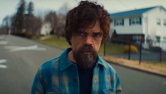 Peter Dinklage Thinks He's The Last Man On Earth In The 'I Think We're Alone Now' Trailer