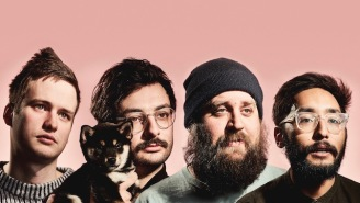 Foxing's Searing New Single 'Nearer My God' Comes In Five Different Languages