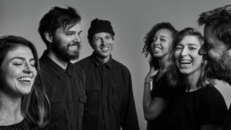 Indie Icons The Dirty Projectors Are True Originals On Their New Album, 'Lamp Lit Prose'