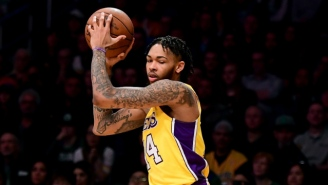 People Close To LeBron James Apparently Think Brandon Ingram 'Can Play A Scottie Pippen Role'