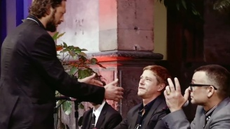 Interpol's 'The Rover' Video Breaks The Fourth Wall At Their Mexico Press Conference
