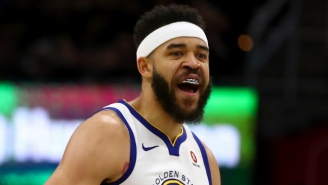 JaVale McGee Explains Why He's So Excited To Play In Los Angeles