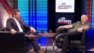 Bill Burr Returns To The Jim Jefferies Show To Share His Problem With The World Cup And Foreign TV Hosts