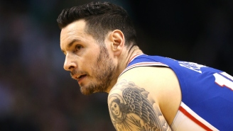 J.J. Redick Was 'An Hour Away' From Joining The Pacers This Offseason