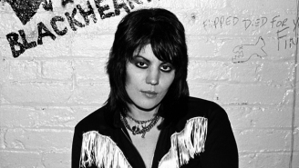 Joan Jett Burns Down The Rock And Roll Boys' Club In The 'Bad Reputation' Documentary Trailer