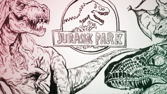 There Isn't A Single Real Dinosaur In Jurassic Park
