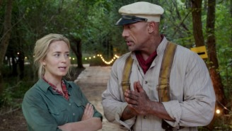 The Rock And Emily Blunt Are Unbelievably Charming In The First 'Jungle Cruise' Teaser