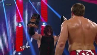 Kane Could Make History At WWE Extreme Rules