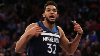 Karl-Anthony Towns Beat The Buzzer In Overtime To Take Down The Grizzlies