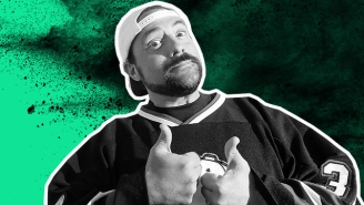 Kevin Smith Isn't Afraid Of Failing With 'Hollyweed'