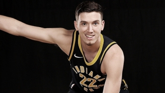 T.J. Leaf Is Working To Find His Role As The Pacers Look To Take Another Step Forward