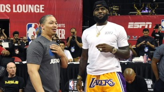 The Lakers May Have LeBron-Related Reservations About Hiring Tyronn Lue