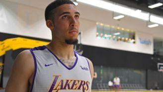LiAngelo Ball Will Join A Team In LaVar Ball's Junior Basketball Association