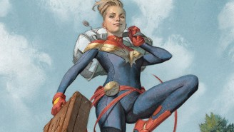 Captain Marvel Goes Home In This Week's Best New Comics