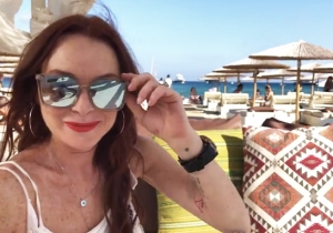 Lindsay Lohan Is Coming To MTV With A New Docuseries, 'Lohan Beach Club'