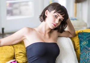 Meg Myers Embraces The Light And The Darkness On Her New Album, 'Take Me To The Disco'