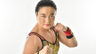 Meiko Satomura, One Of The Best Wrestlers In The World, Will Compete In WWE's Mae Young Classic