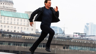 Tom Cruise's Ideas For The Next 'Mission: Impossible' Movie Include Some 'World-Topping Sh*t'