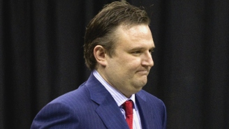 Daryl Morey Says The Rockets Don't Have 'Regular Season Goals' And Are Focused On A Title