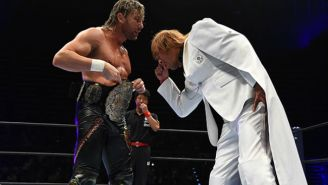 Kenny Omega Has Reportedly Turned Down WWE's 'Fantastic Offer'