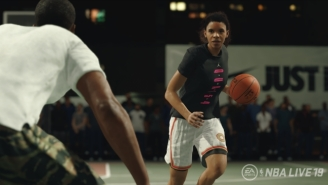 'NBA Live 19' Will Let Players Make Female Characters For The First Time