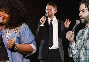 Netflix Is Launching A Global Stand-Up Comedy Event Series With Neal Brennan And Nicole Byer