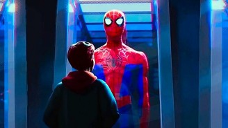 Nicolas Cage And John Mulaney Add Their Voices To Sony's 'Spider-Man: Into The Spider-Verse'