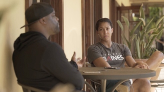 Candace Parker Goes Through 'The Grind' In UNINTERRUPTED's Newest Series