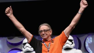 Chewbacca Actor And 'Star Wars' Legend Peter Mayhew Had Successful Spinal Surgery