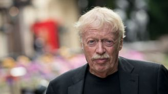 Nike Founder Phil Knight Is Getting His Own Netflix Biopic Based On His Memoir, 'Shoe Dog'