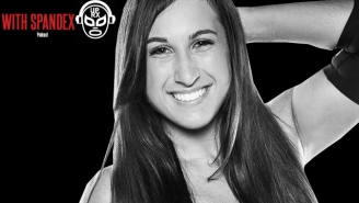 McMahonsplaining, The With Spandex Podcast Episode 45: Rachael Ellering