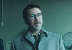 A Former 'Game Of Thrones' Star Hunts For UFOs In The First 'Project Blue Book' Trailer