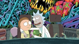 Adult Swim's Schwifty 'Rick And Morty' Soundtrack Album Is Coming Out On Sub Pop