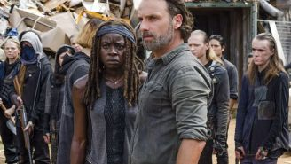 Andrew Lincoln Has Explained The Reason He's Leaving 'The Walking Dead'