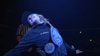 Independent Wrestling Star Matt Riddle Is Reportedly Coming To WWE