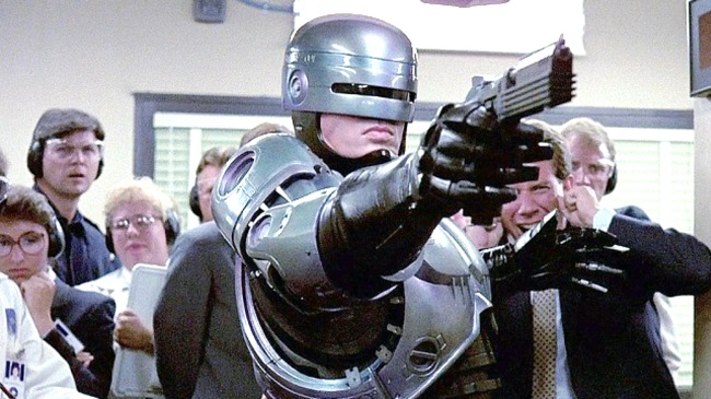 Neill Blomkamp Is No Longer Directing The Spiritual Sequel 'RoboCop Returns'