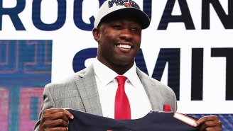 Roquan Smith Is Entering The NFL With A Chip On His Shoulder
