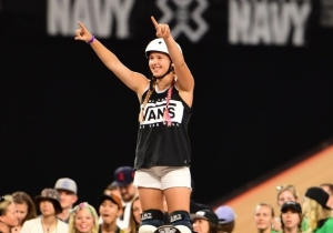 The Growth Of Women's Skateboarding Is On Display At The Summer X Games
