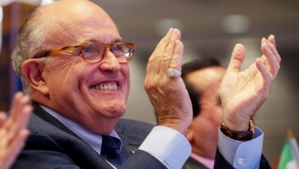 Rudy Giuliani Tweeted 'You' Completely Out Of Context And The Internet Lost It