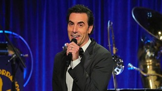 It Looks Like Sacha Baron Cohen's Mystery Trump Project Is Actually A New Showtime Series