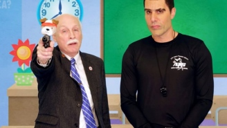 Sacha Baron Cohen's Israeli Weapons Guy Is The Best Comedy Character Since Chappelle's Blind Black Klansman