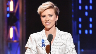 Scarlett Johansson Will Not Play A Transgender Man Following Backlash Over Her Casting