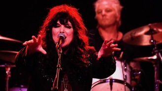 Heart Frontwoman Ann Wilson Recorded A Searing Cover Of Audioslave's 'I Am The Highway'