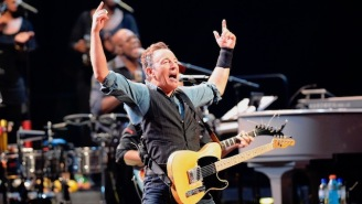 Bruce Springsteen Released An Official Version Of One Of The Most Legendary Shows Of His Career