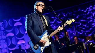 Elvis Costello Is Given A Royal British Title In Honor Of His Contributions To Music