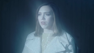 Soccer Mommy Is Seeing Stars In Her Celestial New Video For 'Scorpio Rising'