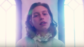 Rising Pop Star King Princess' 'Holy' Music Video Is A Queer, Ethereal Dream